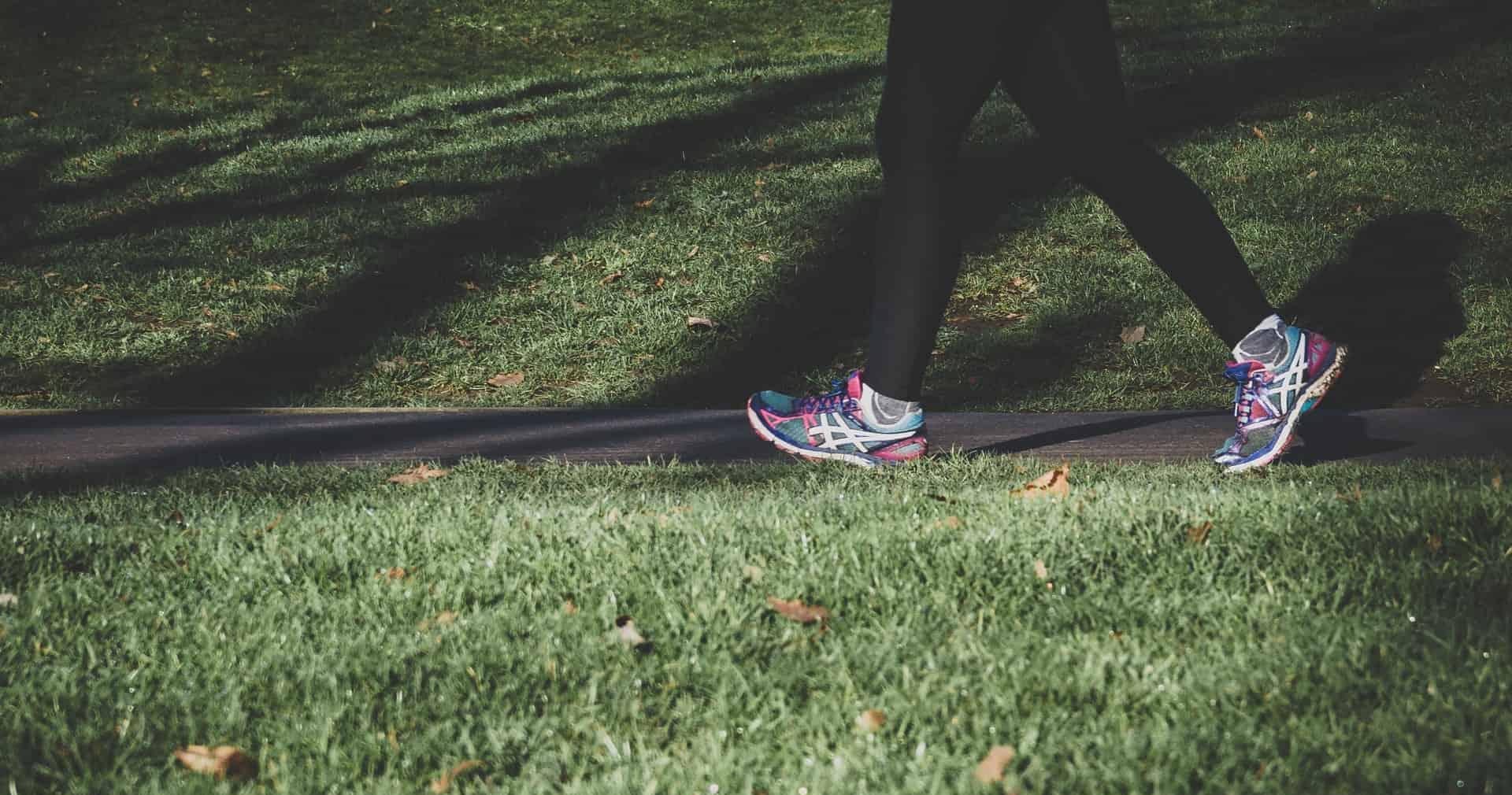 Walk to avoid burnout